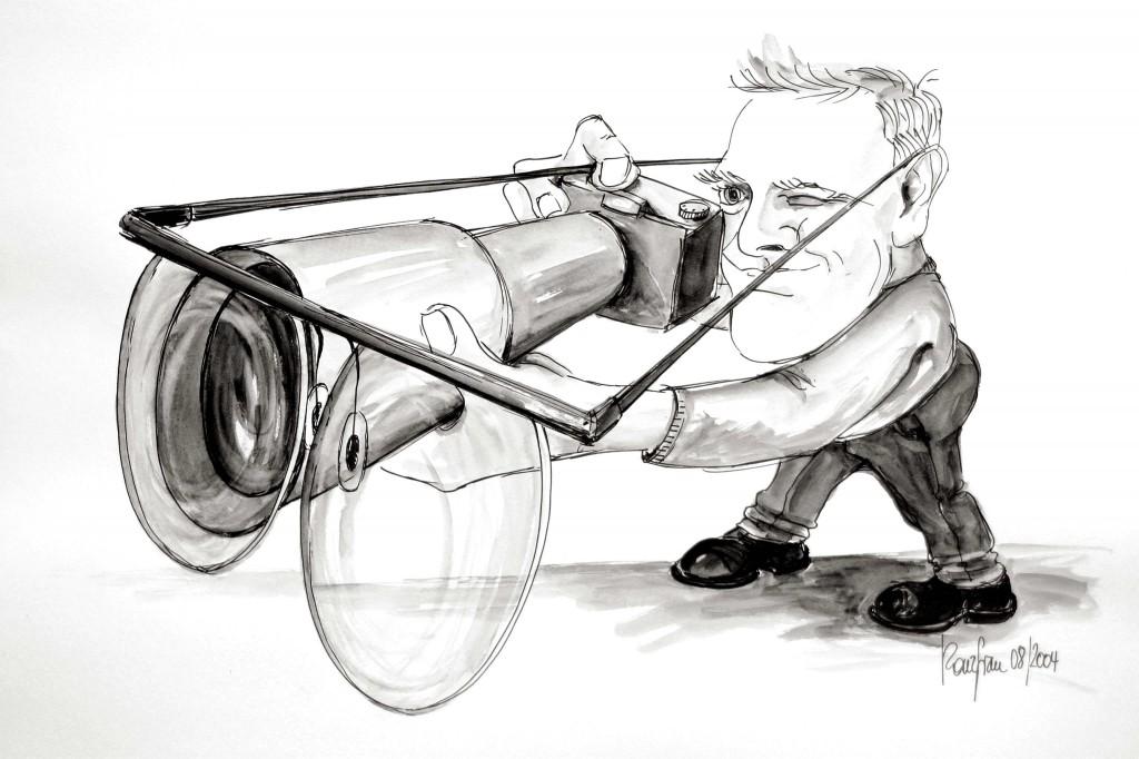Karikatur Roman
