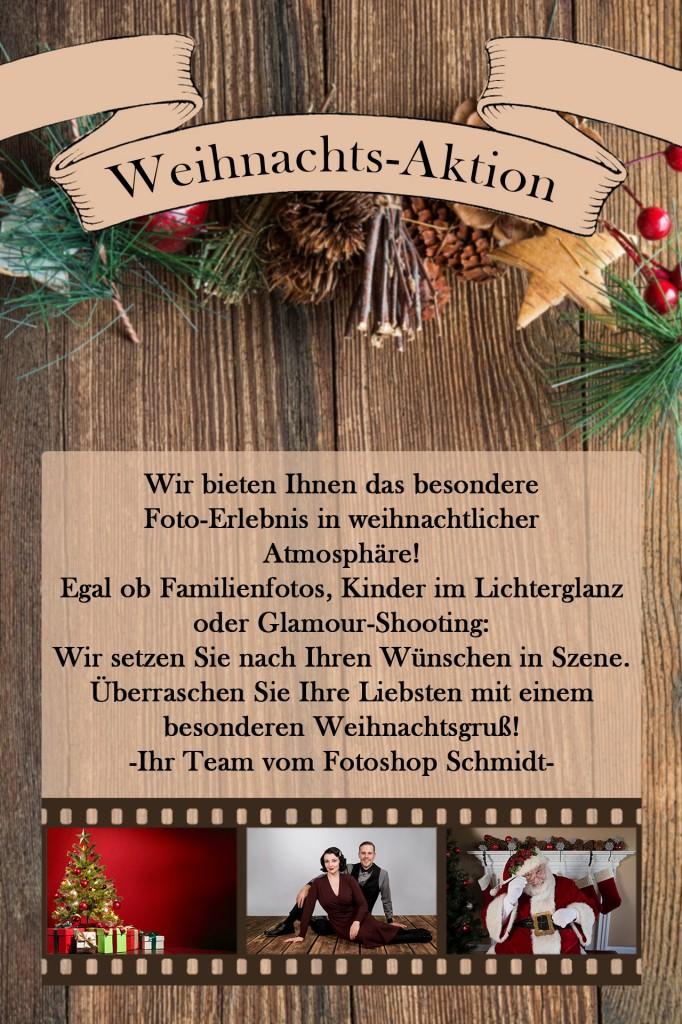 Flyer Weihnachten