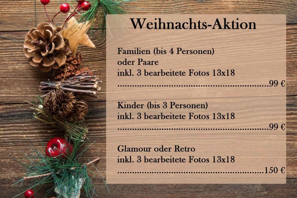 Flyer Weihnachten Preise